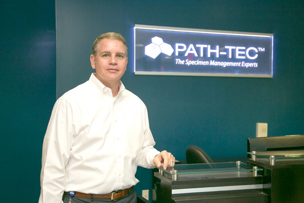 Kevin Boykin, CEO & President of Path-Tec